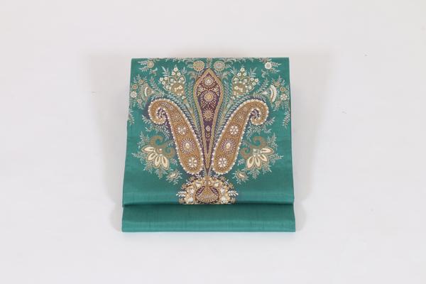相良刺繍袋帯2